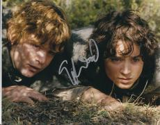 Elijah Wood signed The Lord of the Rings movie 8x10 photo Frodo w/coa #5
