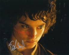 Elijah Wood signed The Lord of the Rings movie 8x10 photo Frodo w/coa #6