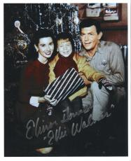 "ELINOR DONAHUE ""THE ANDY GRIFFITH SHOW"" as ELLIE WALKER Signed 8x10 Color Photo"