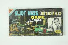 Eliot Ness and the Untouchables Game Autographed by Robert Stack Game