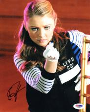 Elisabeth Harnois SIGNED 8x10 Photo Morgan Brody CSI PSA/DNA AUTOGRAPHED