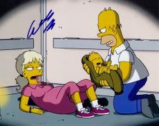 Elisabeth Moss Signed 8x10 Photo w/COA Mad Men Peggy Olson The Simpsosn #5