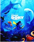 Ellen DeGeneres Signed - Autographed Finding Dory 8x10 inch Photo - Guaranteed to pass BAS