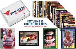 Bill Elliott Collectible Lot of 15 NASCAR Trading Cards
