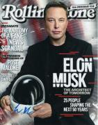 Elon Musk Signed Autograph 11x14 Photo - Tesla & Spacex Billionaire Ceo Acoa