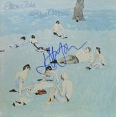 Elton John Autographed Blue Moves Album Cover - PSA/DNA COA