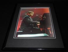 Elton John in concert Framed 11x14 Photo Display