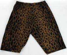 Elton John September 1992 Stage Worn Versace Leopard Print Shorts w/ Photo Match