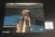 Elton John Signed 11x14 Photo Authentic Autograph Beckett Bas Coa 2 Rocket Man