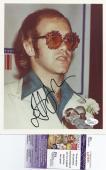 Elton John Signed 8x10 Photo - JSA