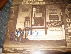 Elton John Signed Autograph Album Tumbleweed Connection In Person Coa D