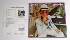 Elton John Signed Greatest Hits Record Album Jsa Loa Y57062