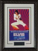 Elvis on Tour Framed 11x17 Publicity Movie Poster