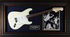 Elvis Presley - Laser Engraved Signature Framed Guitar