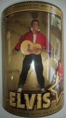 "Elvis Presley ""jailhouse Rock"" 1993 Hasbro Doll Still In Box"