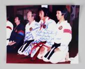 Elvis Presley Karate Instructors Kang Rhee & Wayne Carmen Signed & Inscribed 8×10 Photo – JSA Full Letter