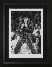 Elvis Presley '68 Comeback' Limited Fine Art Photo