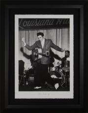 Elvis Presley 'All Shook Up' Limited Fine Art Phot