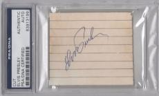Elvis Presley Psa/dna Certified Authentic Signed Page Autograph Rare!