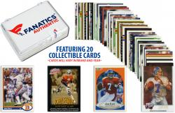 John Elway Denver Broncos Collectible Lot of 20 NFL Trading Cards