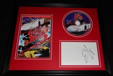 Emile Hirsch Signed Framed Speed Racer DVD & Photo Display AW