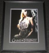 Emilia Clarke Game of Thrones Framed 11x14 Photo Poster B