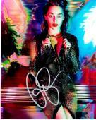 Emilia Clarke Signed - Autographed Game of Thrones Actress 8x10 inch Photo - Guaranteed to pass PSA or JSA - Daenerys Targaryen