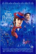 """Emily Blunt Marry Poppins Returns Autographed 12"""" x 18"""" Poster - BAS"""