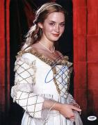 Emily Blunt The Young Victoria Signed 11X14 Photo PSA/DNA #V29216