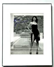 Emily Mortimer Autographed Signed Framed Photo Pink Panther AFTA AFTAL