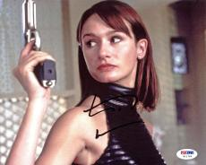 Emily Mortimer Formula 51 Signed 8X10 Photo Autographed PSA #W11766