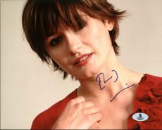 Emily Mortimer Sexy Signed 8X10 Photo Autographed BAS #B03997