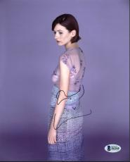 Emily Mortimer Sexy Signed 8X10 Photo Autographed BAS #B61848