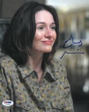 Emily Mortimer Signed Authentic Autographed 8x10 Photo (PSA/DNA) #H15592