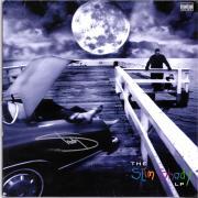 Eminem Autographed The Slim Shady LP Album Cover - BAS