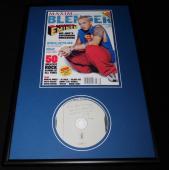 Eminem Framed 12x18 Encore CD & Maxim Blender Cover Display