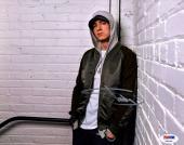 Eminem Marshall Mathers Autographed Signed 8x10 Brick Wall Photo PSA AFTAL UACC