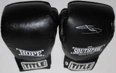 "Eminem ""Shady"" Signed Title Southpaw Boxing Glove PSA/DNA #AA01994"