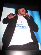 EMINEM SIGNED AUTOGRAPH 8x10 PHOTO SLIM SHADY PROMO MARSHALL MATHERS LP2 COA D