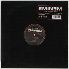 Eminem signed autographed The Way I Am Album! Slim Shady! D-12! Beckett BAS COA!