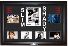 Eminem Signed Dont Do Drugs Photo Framed Custom Display PSA AFTAL UACC RD