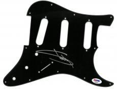 "Eminem Signed ""Shady"" Authentic Autographed Guitar Pickguard PSA/DNA #AB00537"