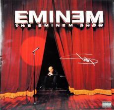 Eminem Signed The Eminem Show Album Cover W/ Vinyl Autographed BAS #A02038