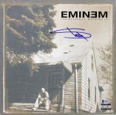 Eminem Signed The Marshall Mathers LP Album Cover BAS #A85423