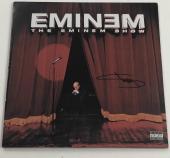 Eminem Slim Shady The Eminem Show Signed Vinyl Lp Album Authentic Autograph Coa