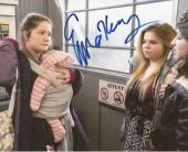 Emma Kenney signed Shameless 8x10 photo autographed Debbie Gallagher 6