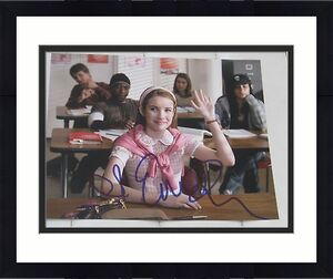 EMMA ROBERTS SIGNED AUTOGRAPH 8x10 PHOTO NANCY DREW A