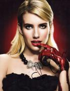 Emma Roberts Signed - Autographed Scream Queens - American Horror Story 11x14 inch Photo - Guaranteed to pass BAS