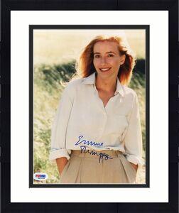 Emma Thompson Signed 8X10 Photo Autograph PSA/DNA #M42239