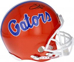 Emmitt Smith Autographed Florida Gators Helmet - Mounted Memories